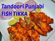 Punjabi Fish Tikka