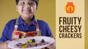 Fruity Cheesy Crackers Recipe By A Kid 1016761 By Beingindiansawesomesauce