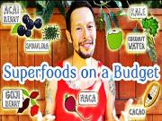 Superfoods On A Budget