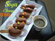 Soya Chaap Sticks