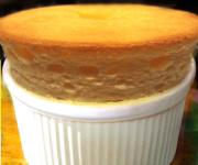 Cold Cheese Souffle