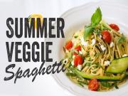 Summer Veggie Spaghetti