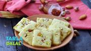 Kesar Pista Badam Biscuit 1018229 By Tarladalal