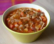 Italian Rich Minestrone Soup