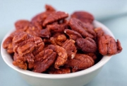 Oven Toasted Pecans