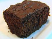 Bettys Moist Zucchini Brownies