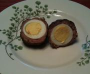 Scotch Baked Eggs
