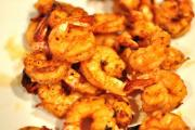Texas Style Barbecued Shrimp