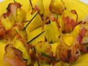 Bettys Bacon Pineapple Wraps
