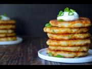 Mashed Potato Pancakes One Pot Chef