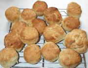 Wheat Germ Scones