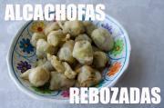 Alcachofas Rebozadas Receta Grabada Con Una Gopro 1020172 By Dicestuqueno