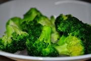 Fresh Broccoli With Lemon