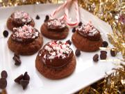 Chocolate Peppermint Cookies Christmas Cookie