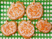Pumpkin Spice Roll Out Cookies 4
