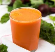 Spinach Carrot Juice