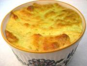 Crab Or Shrimp Souffle
