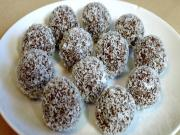 Coconut Date Balls 2 Ingredients