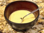 Home Made Cheddar Cheese Soup