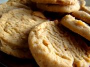 Vanilla Flavored Peanut Butter Cookies