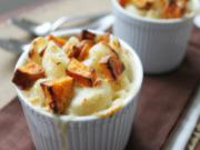 Sweet Potato Mac N Cheese