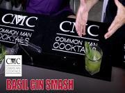 Basil Gin Smash