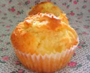 Honey Orange Muffin