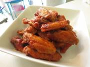 Sweet Spicy Buffalo Wings