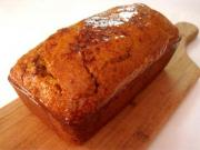 Pumpkin Nut Tea Loaf