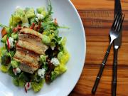 Southwestern Grilled Chicken Salad Stevescooking