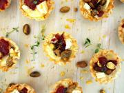 Appetizer Recipe Mini Brie And Cranberry Bites 1019284 By C 4 Bimbos