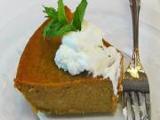 Bettys Impossible Pumpkin Pie