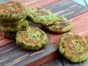 Groundnut Tikkis Pregnancy Recipe By Tarla Dalal