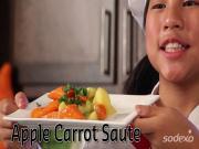 Apple Carrot Saute