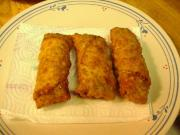 Chinese Vegetable Egg Rolls