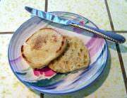 Parmesan English Muffins