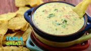Queso Dip Creamy Cheese Dip 1015713 By Tarladalal