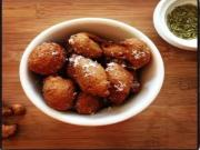 How To Make Gulgulle Indian Style Doughnuts Recipe