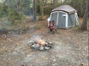 Camping And Cooking