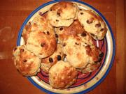 Buttermilk Raisin Scones