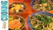 Vegetarian Pasta Dinner Budget Meal