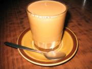 Hot Milk Punch