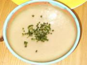 Healthy Vichyssoise Soup