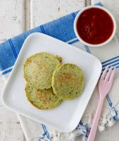 Green Veggie Pancakes Healthy Side Dishes 1016352 By Weelicious