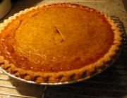 Pumpkin Pie With Corn Starch