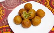 Farali Petis Kachori For Upvas Vrat Fasting Recipe Stuffed Potato Balls 1018334 By Bhavnaskitchen