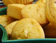 Microwave Corn Muffins