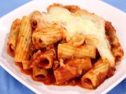Rigatoni Casserole Recipe