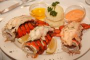 Broiled Tarragon Lobster Tails