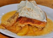 Simple Deep Dish Apple Pie